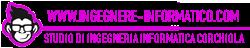 Ingegnere Informatico a Cosenza Logo